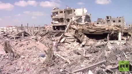 الذكرى السنوية للعدوان على غزة