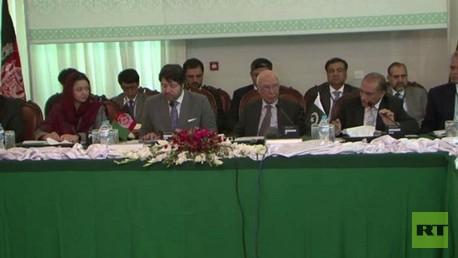 اجتماع بين طالبان وكابل
