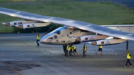 توقف برنامج الطائرة سولار إمبولس 2 لن يحول دون تسجيلها أرقاما قياسية