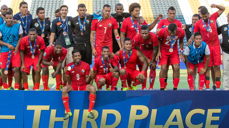 بنما تتوج بالميداليات البرونزية لبطولة الكأس الذهبية لكرة القدم