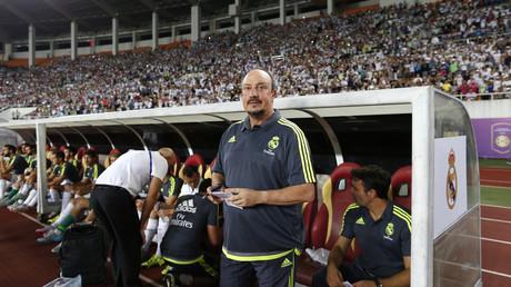 المدرب الإسباني رافائيل بينيتيز