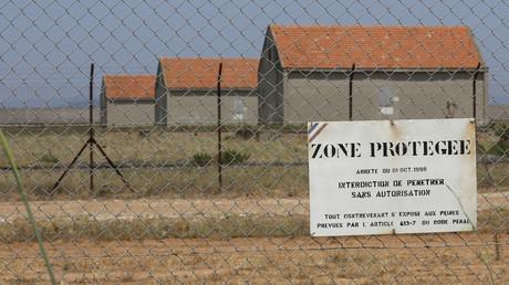 """قاعدة """"ميرأماس"""" العسكرية جنوب فرنسا"""