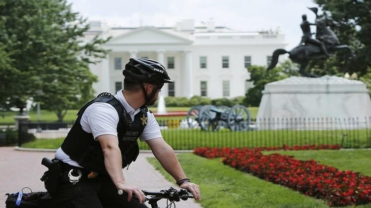 اعتقال امرأة تسببت بإغلاق البيت الأبيض