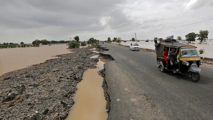 مصرع 20 شخصا في انهيار أرضي شمال شرق الهند