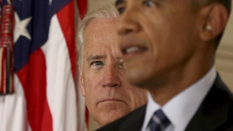 جو بايدن يبحث مع مستشاريه احتمال ترشحه للرئاسة الأمريكية