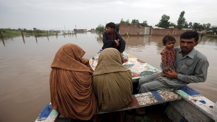 بورما.. تحذيرات أممية من ارتفاع حصيلة ضحايا الفيضانات