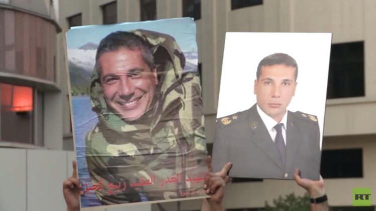عام على اختطاف العسكريين اللبنانيين