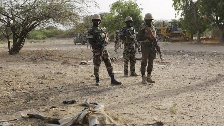 جيش نيجيريا يحرر 178 شخصا من قبضة