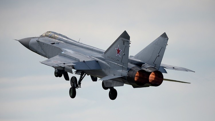 6 ساعات تحليق لمقاتلات روسية فوق سيبيريا