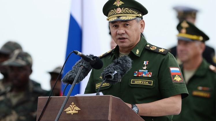 وزير الدفاع الروسي يعلن عن تشكيل صنف جديد للقوات المسلحة الروسية