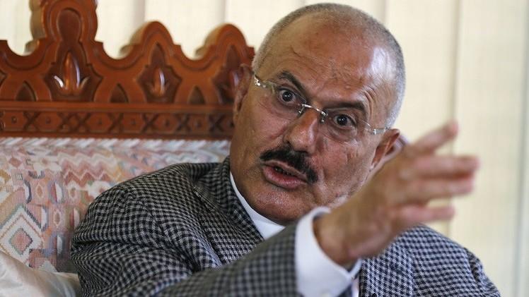 علي عبد الله صالح يطالب بمحاكمة دولية للرئيس اليمني هادي