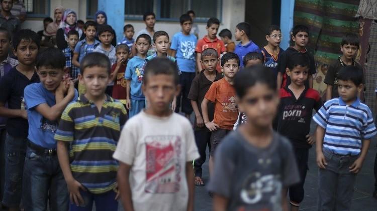 الأونروا.. عجز بـ101 مليون دولار يهدد عودة الاطفال الفلسطينيين إلى المدارس