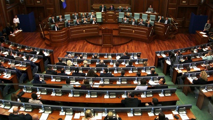 برلمان كوسوفو يصادق على إنشاء محكمة جرائم حرب جديدة