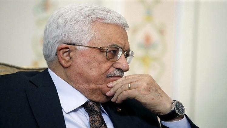 الرئيس الفلسطيني يصل القاهرة للمشاركة في افتتاح قناة السويس الجديدة