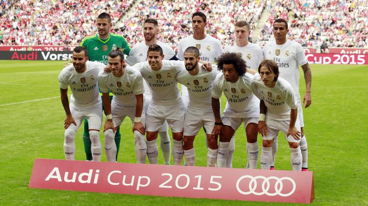 ريال مدريد يتأهل إلى نهائي كأس أودي الودية .. (فيديو)