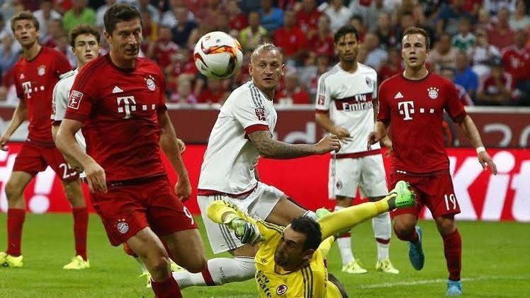 بايرن ميونيخ يواجه ريال مدريد في نهائي كأس أودي .. (فيديو)