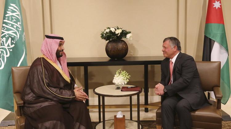 السعودية والاردن تتفقان على التعاون الأمني والعسكري وترفضان تدخل إيران بالشأن العربي
