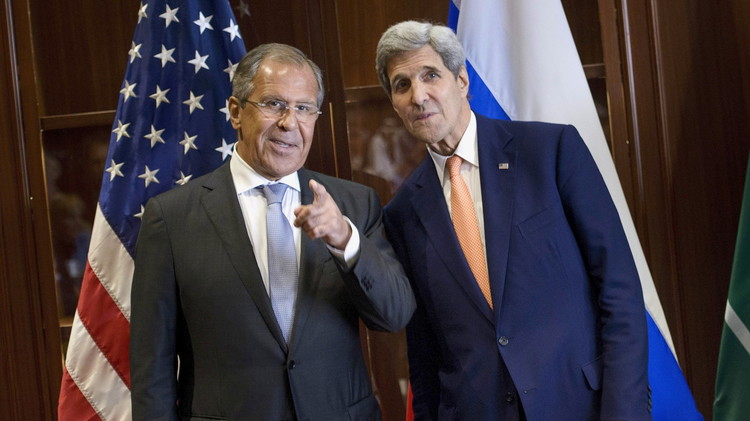 موقف روسيا والولايات المتحدة مختلف بشأن سوريا