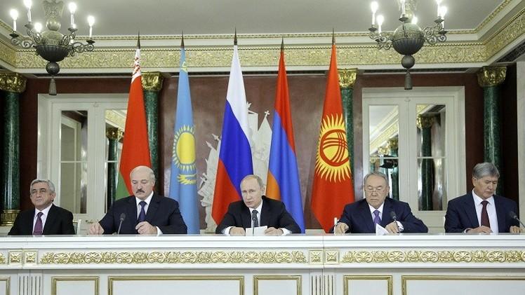 قرغيزستان: سنفتتح حدودنا قريبا مع الاتحاد الاقتصادي الأوراسي