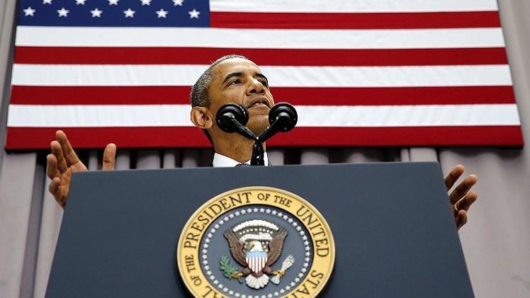 أوباما: الصفقة مع إيران تغلق أمامها امتلاك السلاح النووي  إلى الأبد