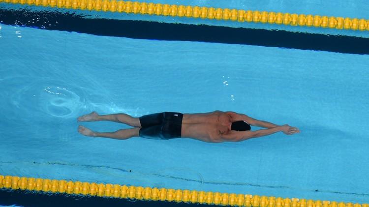 السباح المصري خالد حسين إلى أولمبياد ريو دي جانيرو من بوابة قازان