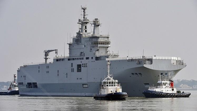 موسكو تعلن التسوية التامة لموضوع سفينتي