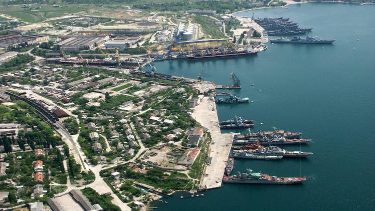 استئناف الملاحة البحرية بين القرم وتركيا