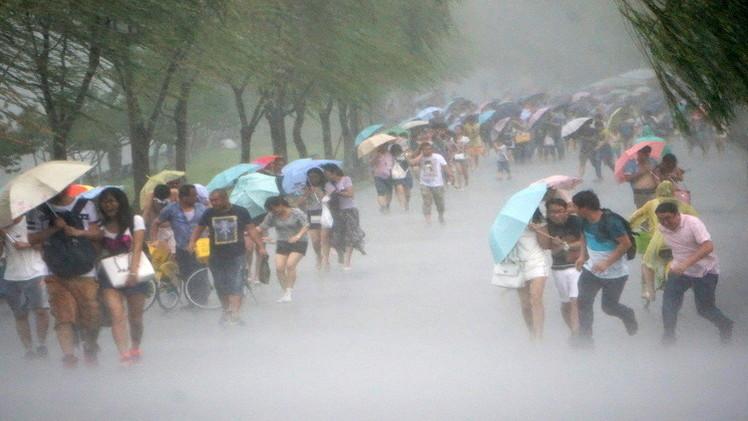 مقتل 4 أشخاص نتيجة إعصار