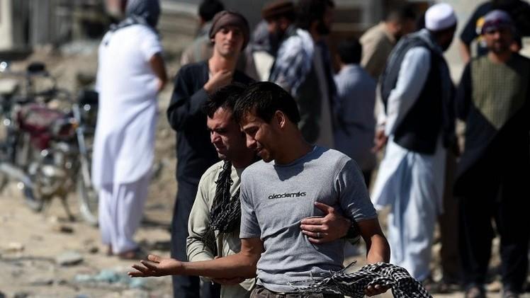 أفغانستان.. ارتفاع حصيلة التفجير الانتحاري في كابل إلى 40 قتيلا