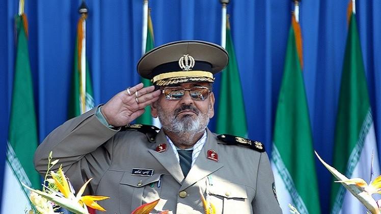قائد الجيش الإيراني يؤيد اتفاق طهران النووي مع القوى العالمية