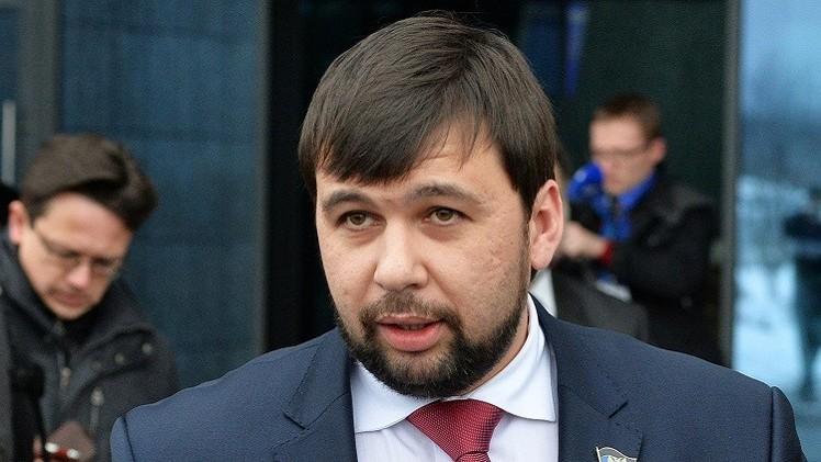 مجموعة الاتصال ستبحث شرعية إعلان كييف وزراء