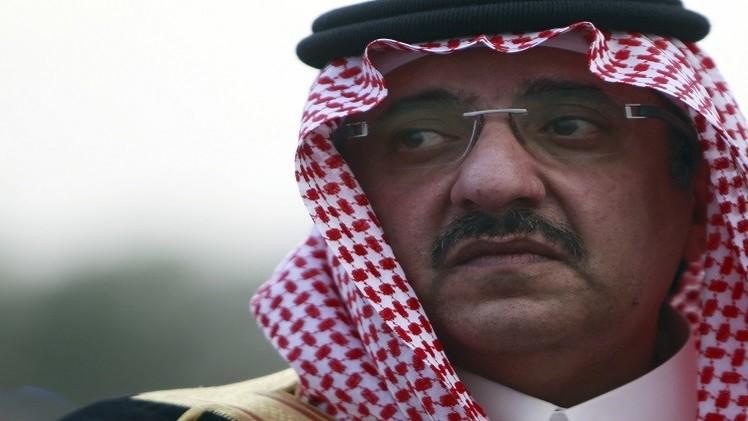 ولي العهد السعودي يؤكد العزم على مواجهة الإرهاب