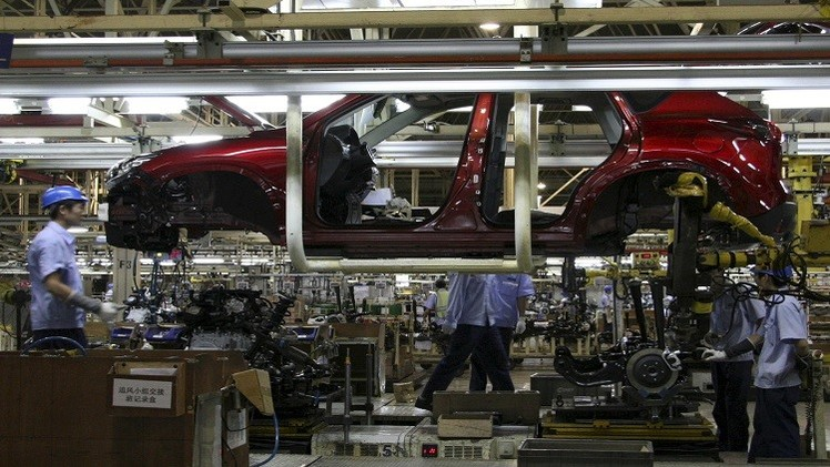 الصين تضطر لتحفيز اقتصادها المتعثر