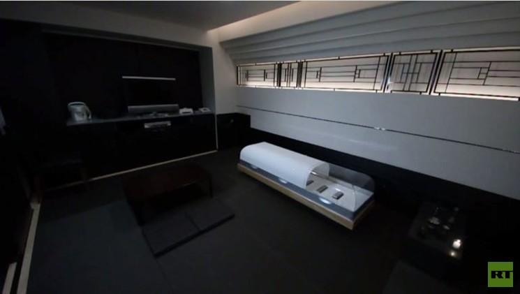 بالفيديو .. فندق للموتى في أوساكا اليابانية