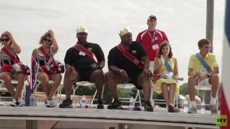 بالفيديو من الولايات المتحدة.. النسخة الأربعون للاحتفال بيوم التوائم العالمي