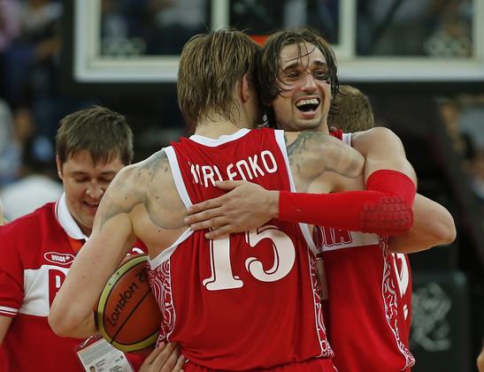 الاتحاد الدولي لكرة السلة يسمح لروسيا المشاركة في بطولة أوروبا