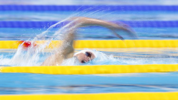بطولة العالم للألعاب المائية في قازان تجذب الأضواء في ختامها