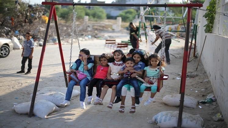 الأونروا : ارتفاع وفيات الأطفال في غزة للمرة الأولى منذ  50 عاما