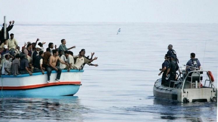 إيطاليا.. خفر السواحل ينقذون أكثر من ألف مهاجر