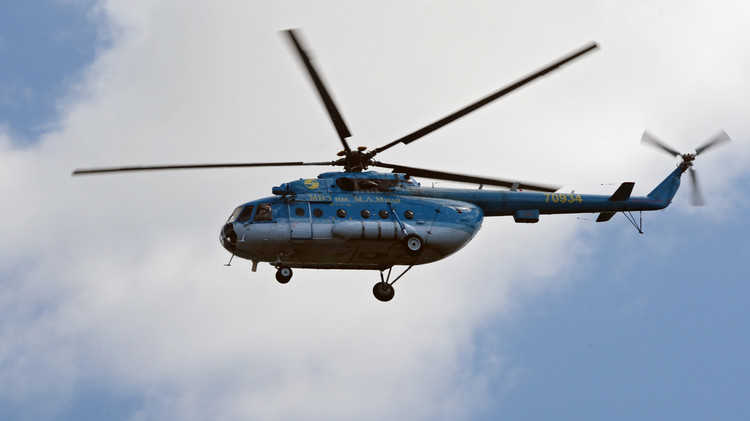 العثور على حطام مروحية اختفت منذ 10 أشهر في جنوب سيبيريا