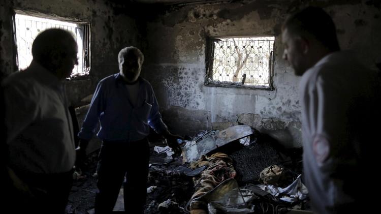 الإفراج عن الإسرائيليين المشتبه بارتكابهم جريمة حرق عائلة دوابشة