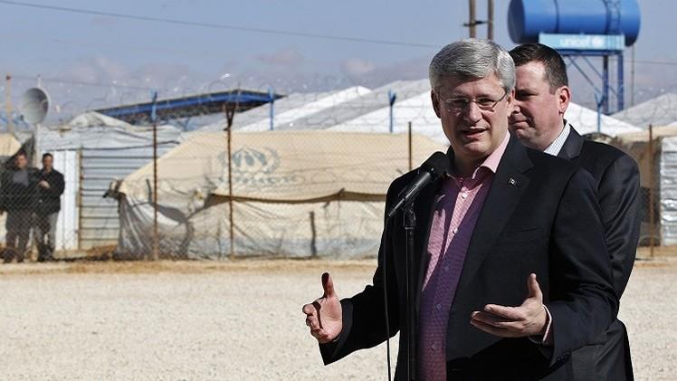 كندا.. زعيم المحافظين يتعهد باستضافة 10 آلاف لاجئ سوري وعراقي