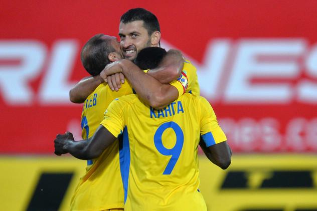 (فيديو) روبين يواصل هزائمه في الدوري الروسي على يد روستوف