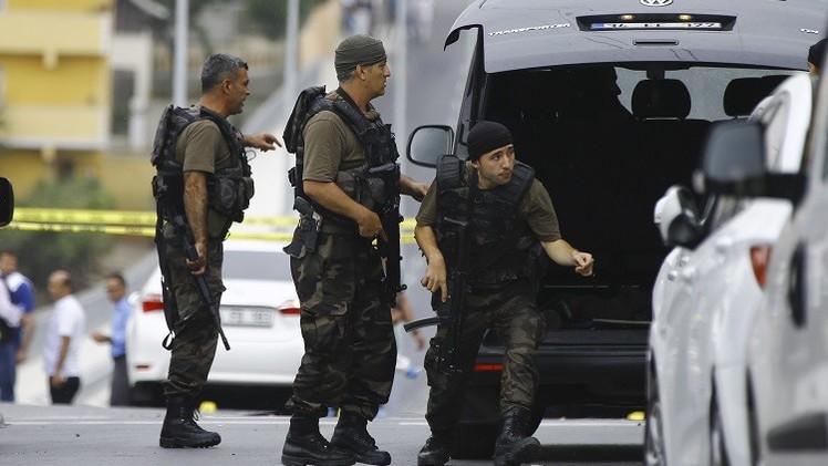 الاتحاد الأوروبي يصف تدهور الوضع الأمني في تركيا بالمؤسف
