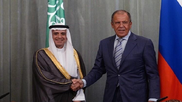 لافروف: الآونة الأخيرة شهدت تفعيل العلاقات بين موسكو والرياض