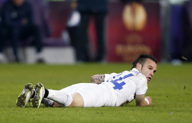 ليون يوقع للفرنسي فالبوينا لاعب دينامو موسكو مقابل 5 ملايين يورو