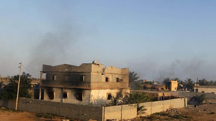 ليبيا.. قتال عنيف بين تنظيم