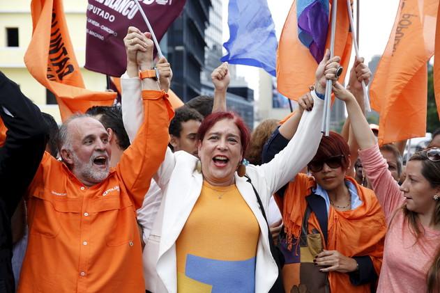 أول سياسية متحولة جنسيا تخوض غمار الإنتخابات البرلمانية في فنزويلا