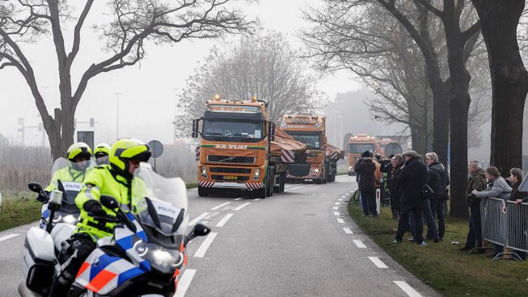 هولندا ترفض رفع السرية عن وثائق خاصة بالتحقيق في كارثة الماليزية