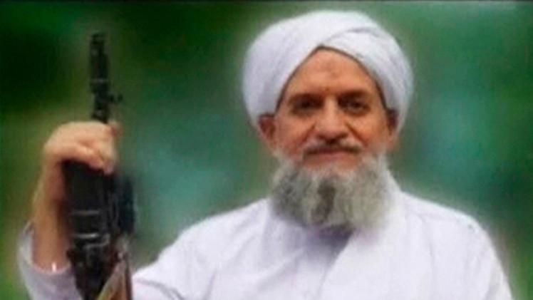 الظواهري يبايع الزعيم الجديد لحركة طالبان أفغانستان